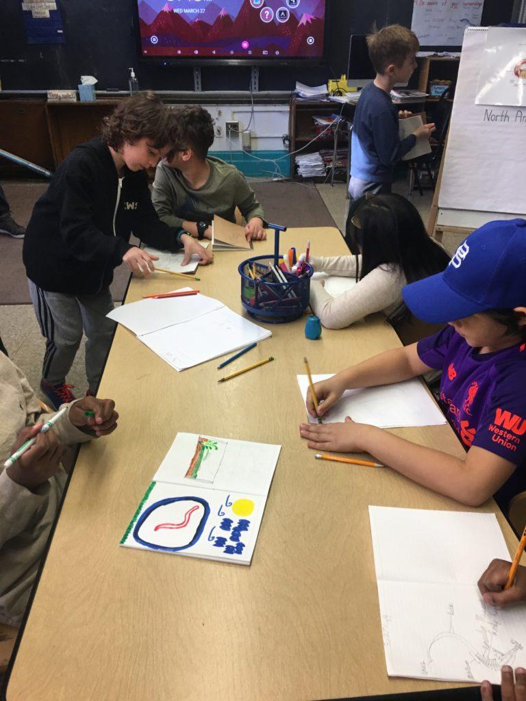 Using rt as a medium to teach